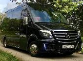 Mercedes-Benz Sprinter Black