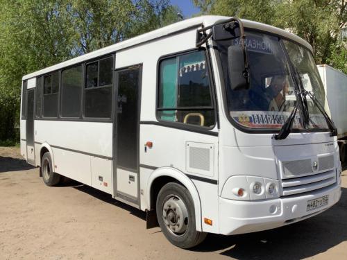 пассажирские перевозки нижний новгород